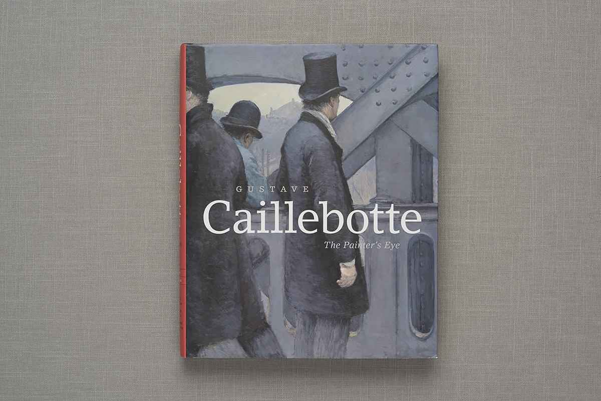 Gustave Caillebotte cover