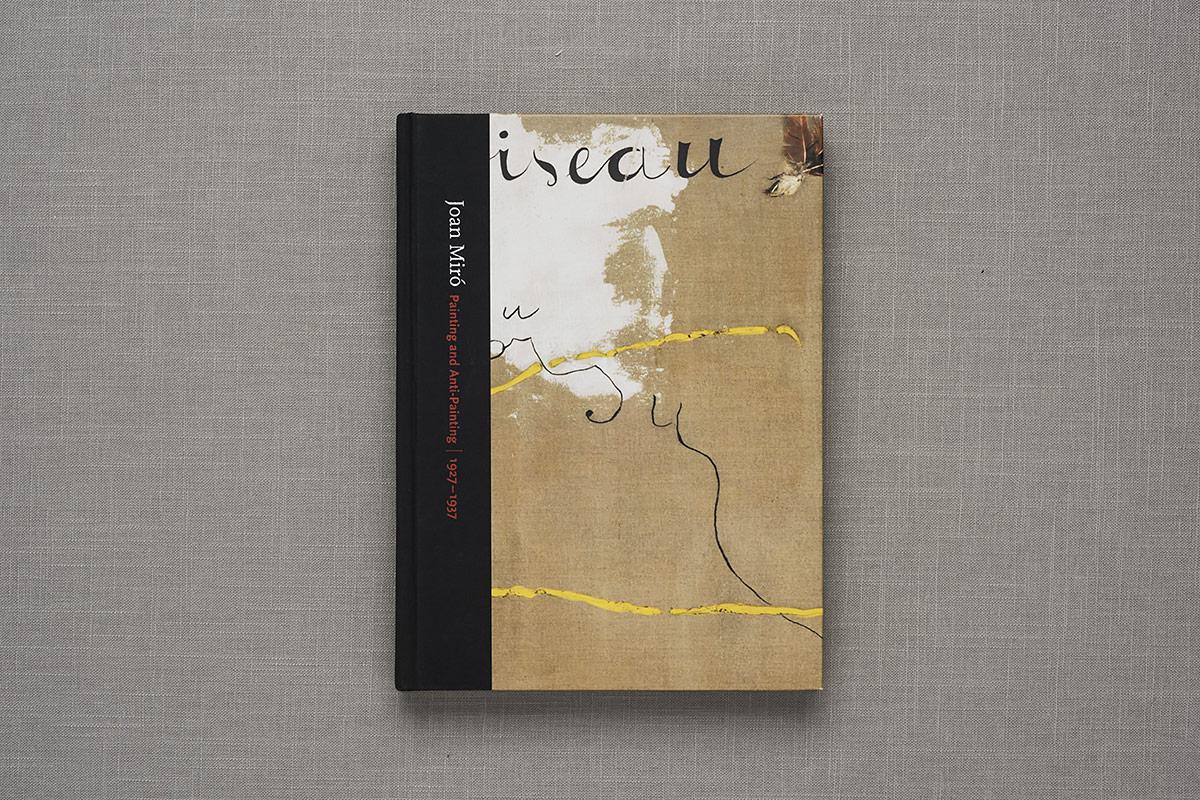 Joan Miro cover