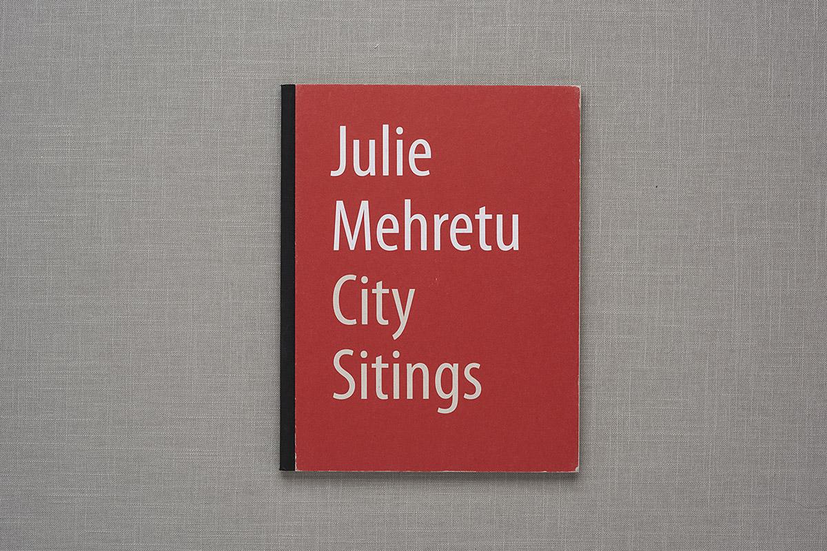 Julie Mehretu City Sitings cover