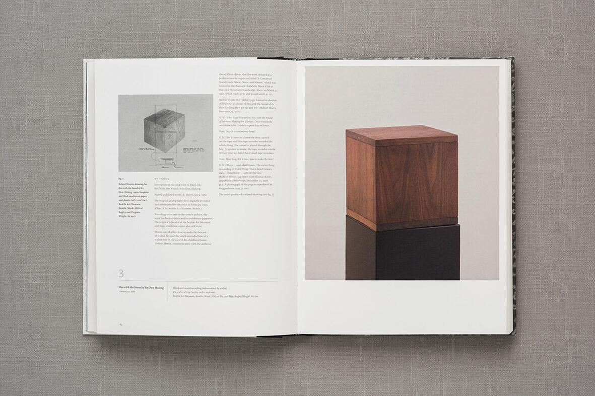 Robert Morris: Object Scupture