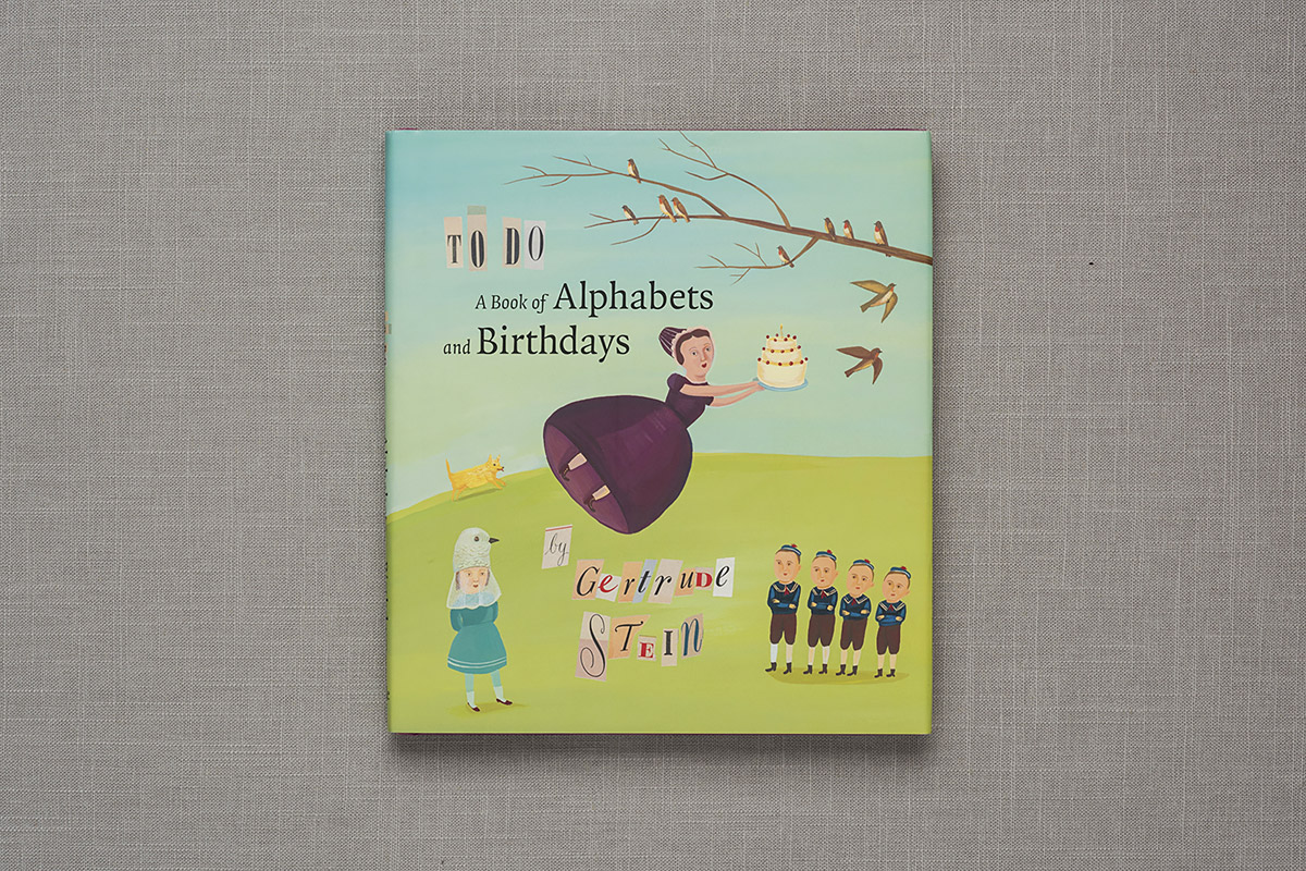 To Do: A Book of Alphabets and Birthdays cover