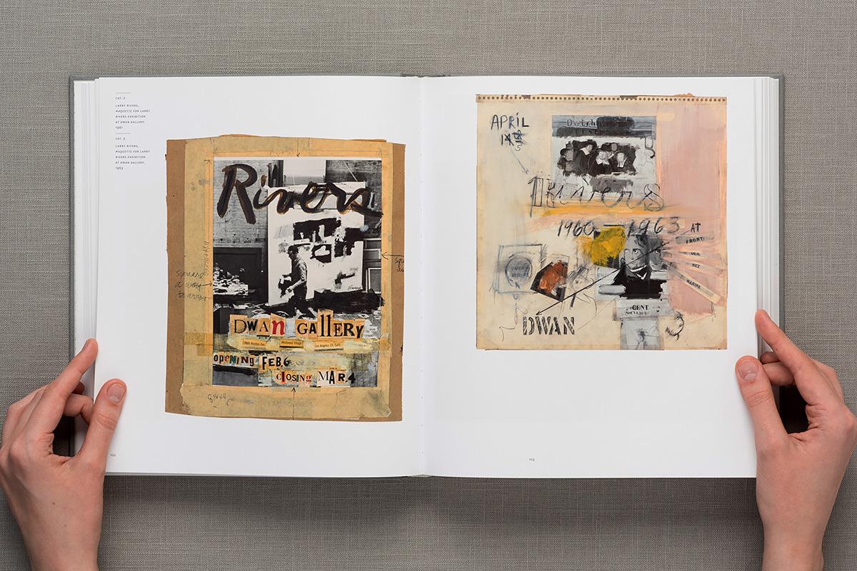 Los Angeles to New York: Dwan Gallery, 1959-1971 spread