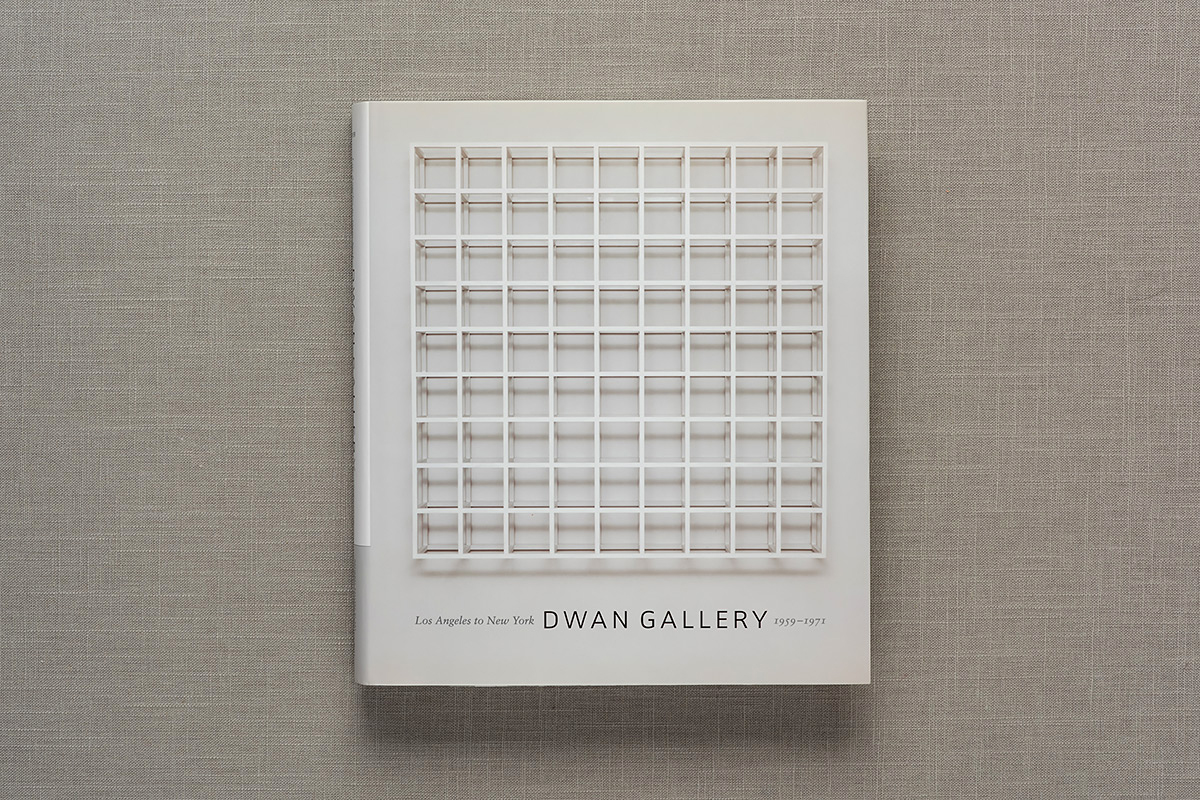 Los Angeles to New York: Dwan Gallery, 1959-1971 cover