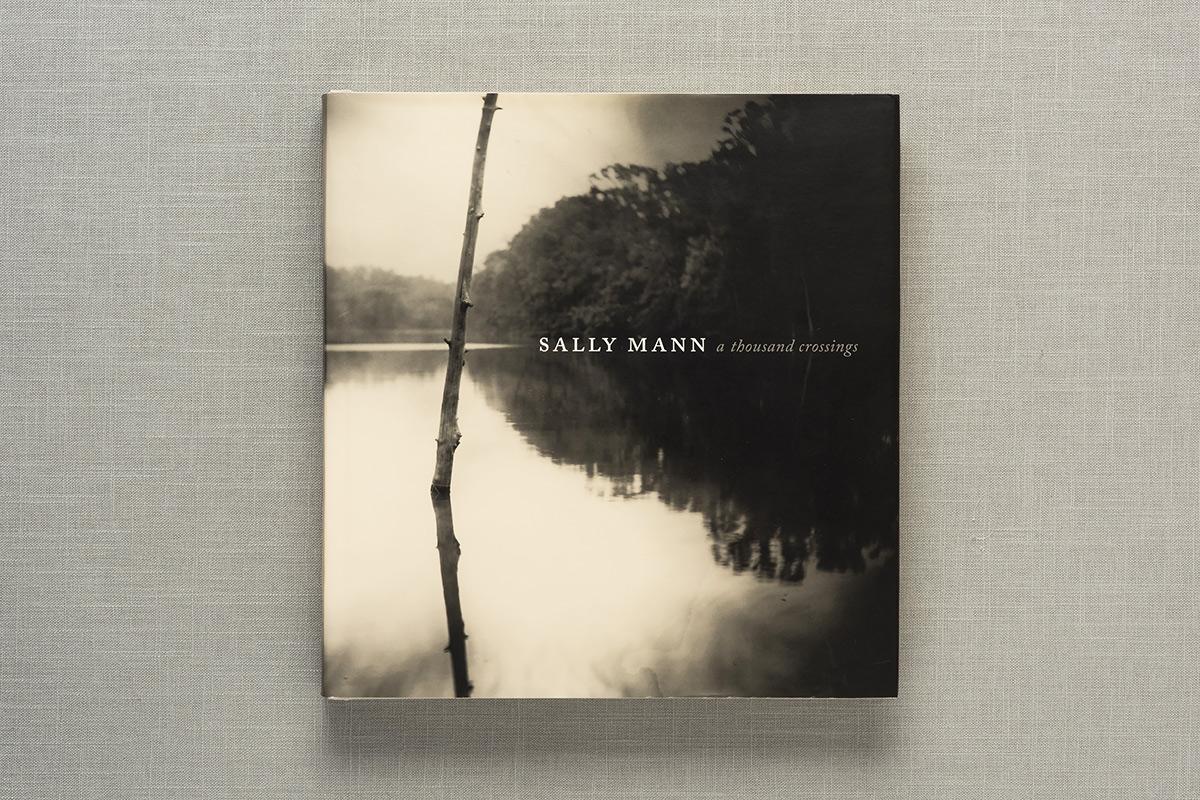 Sally Mann: A Thousand Crossings, cover