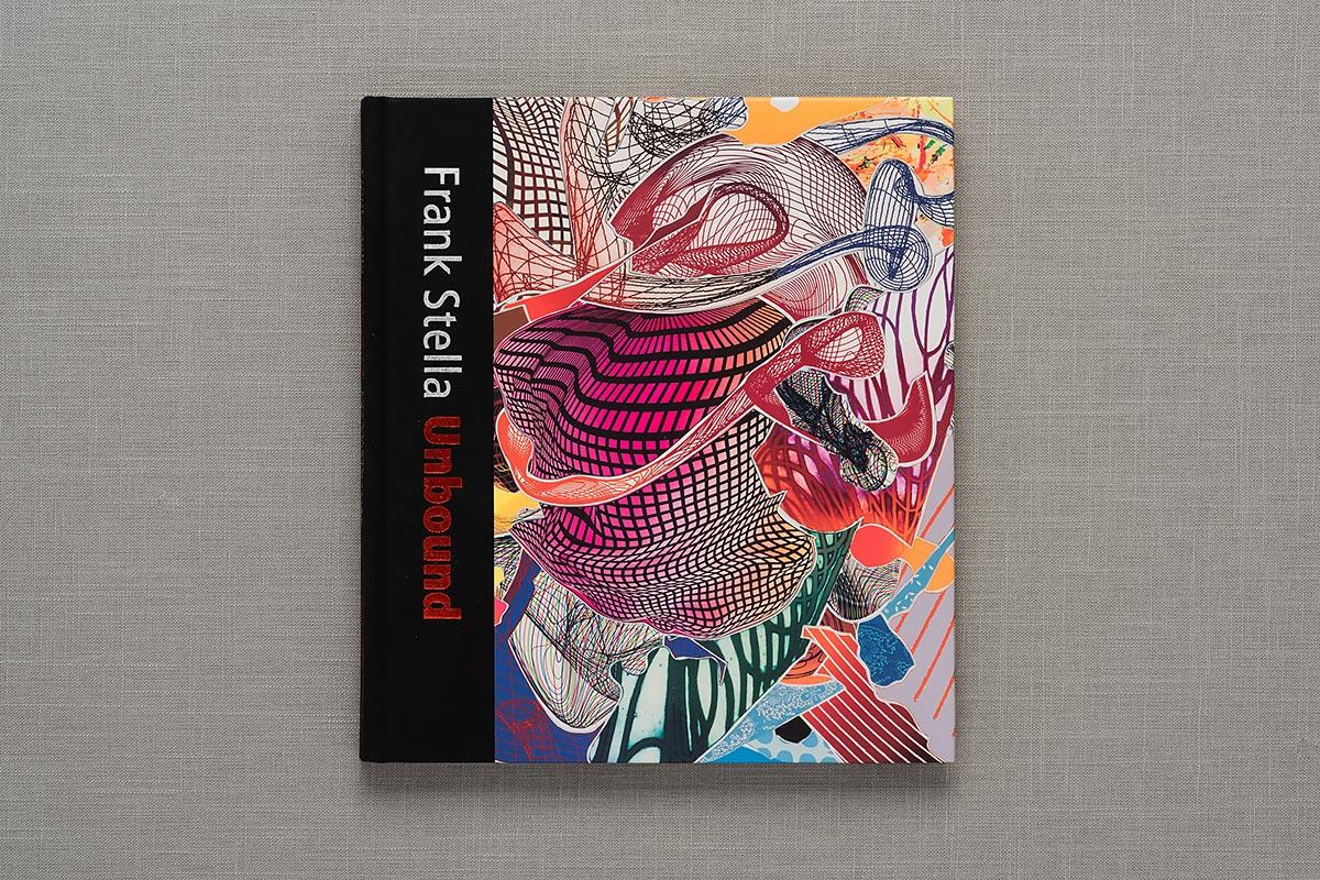 Frank Stella Unbound cover